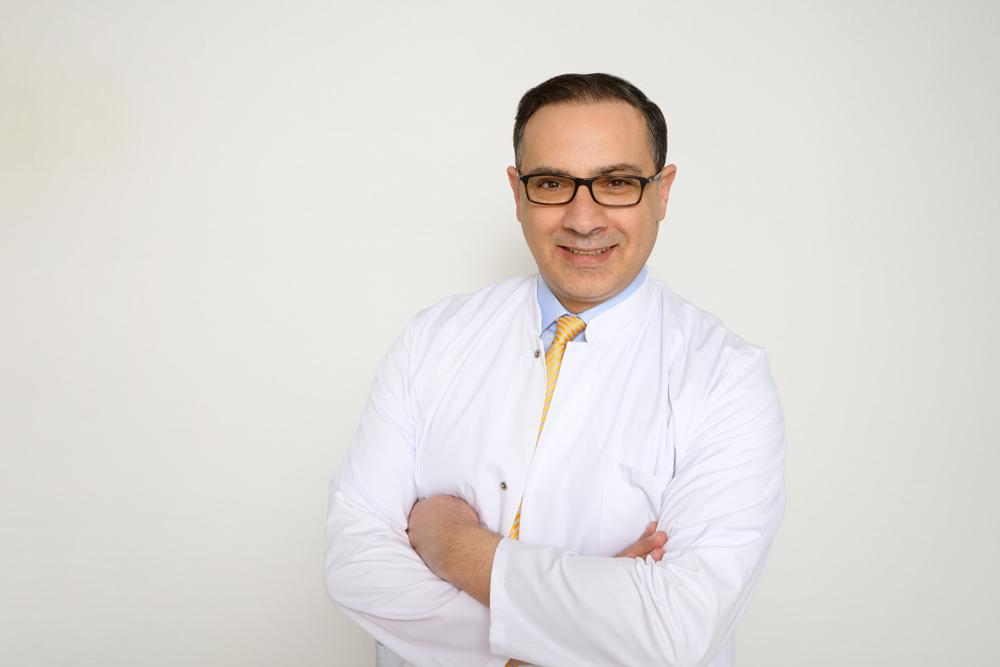 Orthopäde Stuttgart Nord - Dr. med. Nahed Amro