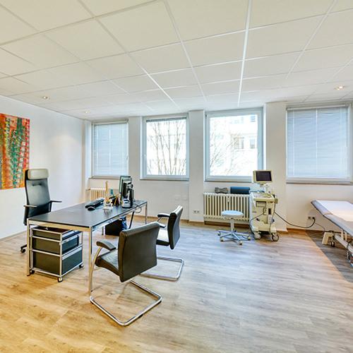 Orthopäde Stuttgart Nord - Dr. Amro - unsere Praxis